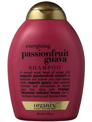 I love Organix shampoo and conditioners - Sulfate and Paraben free..... Yeah !!!!