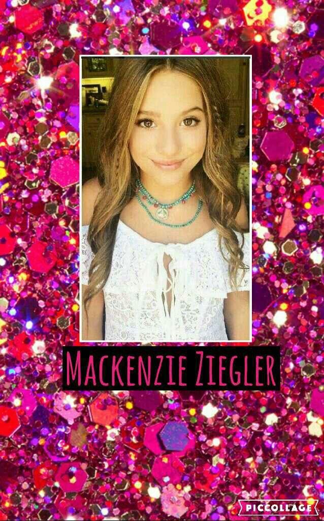 I'm Mackenzie