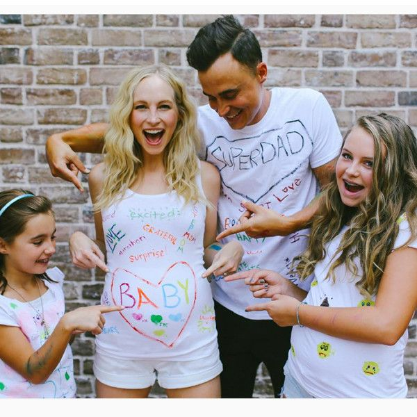 Vampire Diaries Star Candice Accola Is Pregnant! Actress Expecting First Child With Husband Joe King | E! Online Mobile