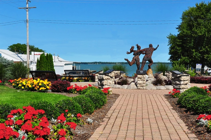 """Path to Freedom"" at Facer Park - Sandusky, Ohio. | Family ..."