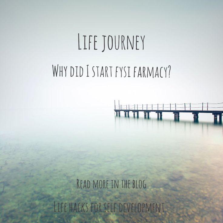 http://www.fysifarmacy.com/single-post/2016/11/29/Life-Journeywhy-did-I-start-fysifarmacy #fysifarmacy #selflove