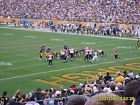 Baltimore Ravens vs Pittsburgh Steelers - 2 of 4 Lower Level Seats