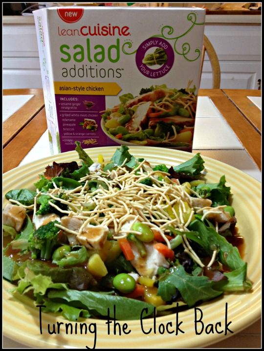 47 best salad additions images on pinterest healthy - Are lean cuisines healthy ...