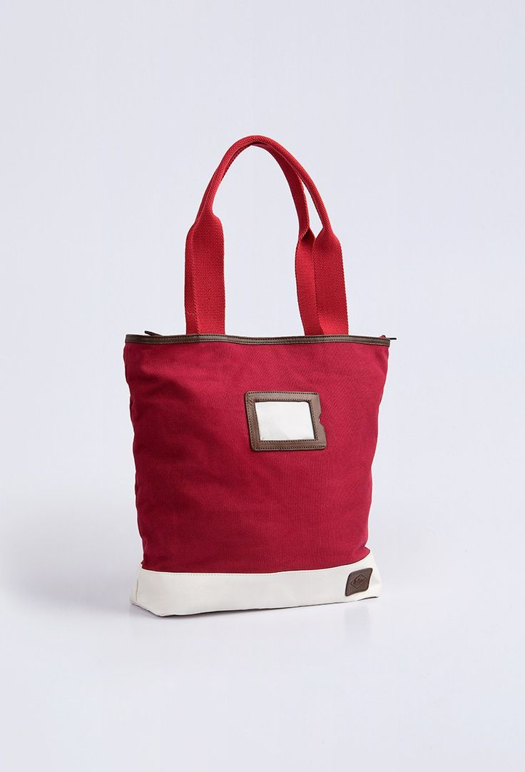 Lee Cooper bag Manchester red woman