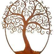 Tree of Life Crochet Graph Pattern - via @Craftsy