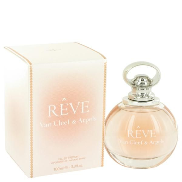 Reve by Van Cleef Eau De Parfum Spray 3.4 oz      Model: FX503289     Shipping Weight: 1lbs     Units in Stock: 500     Manufactured by: Van Cleef  $63.99