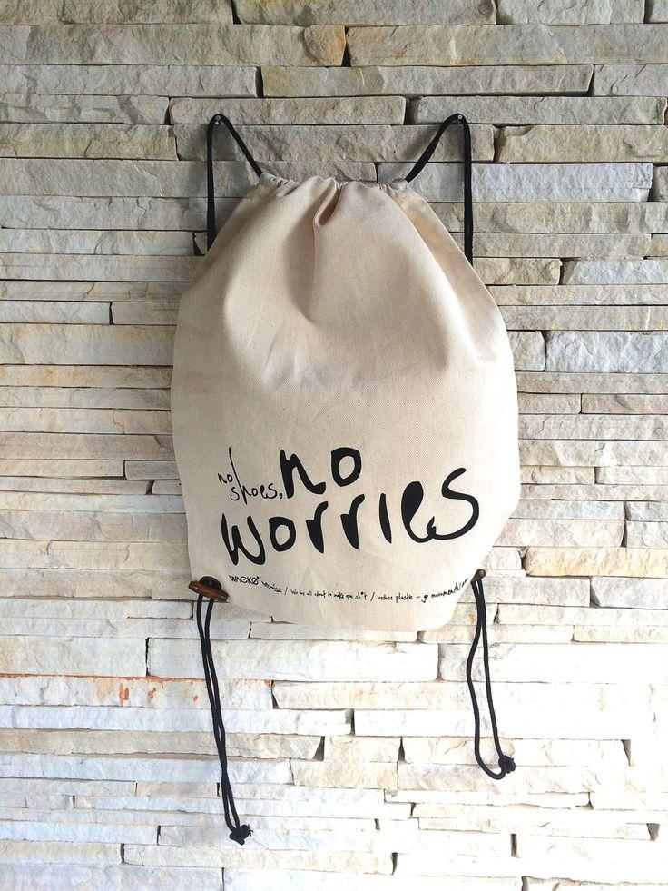 EcoBag - No Shoes, No Worries