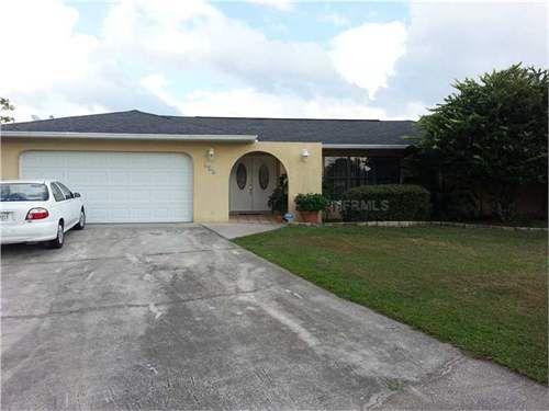 €105,910 - 4 Bed House, Kissimmee, Osceola County, Florida, USA
