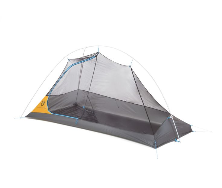 NEMO's Hornet™ Elite Ultralight Backpacking Tent is the lightest freestanding backpacking tent with two doors and two vestibules, offering the ultimate and livability and comfort. Top shelf fabrics and smart design shave off valuable ounces.