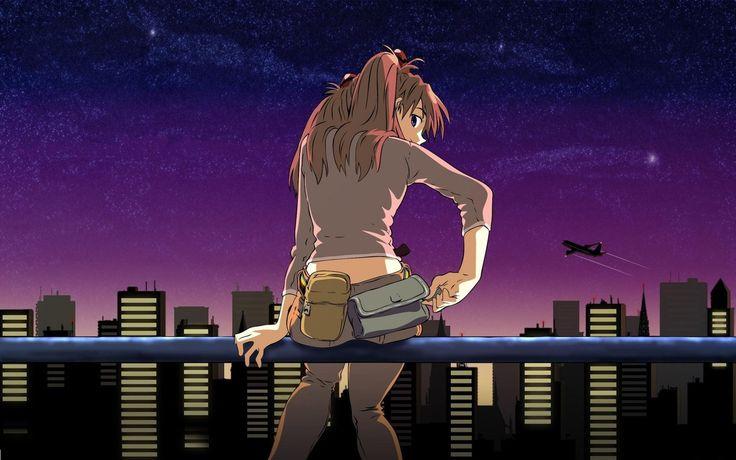 Asuka Langley Soryu - Neon Genesis Evangelion wallpaper #10046