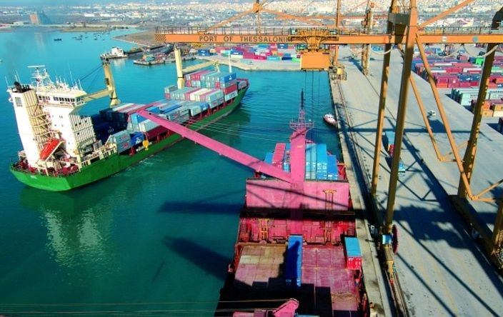TAIPED Announces 'Preferred Investor' for Thessaloniki Port Authority.