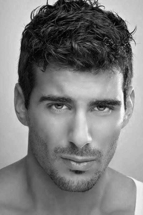 Short Haircuts For N American Curly Hair : 25 best men curly hairstyles ideas on pinterest hair