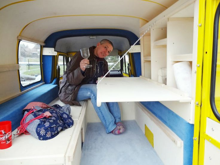 kasten ente als wohnmobil holz upcycling pimp pinterest camping van life and suv camping. Black Bedroom Furniture Sets. Home Design Ideas