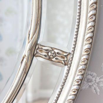 Lucia Round Decorative Mirror