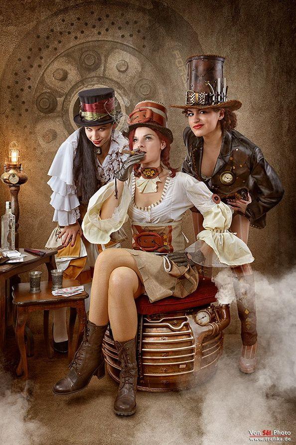 SteamPunk Divas - Steampunk