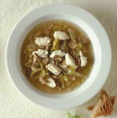 Zuppa di verdure con gnocchetti di tofu - Tutte le ricette dalla A alla Z - Cucina Naturale - Ricette, Menu, Diete