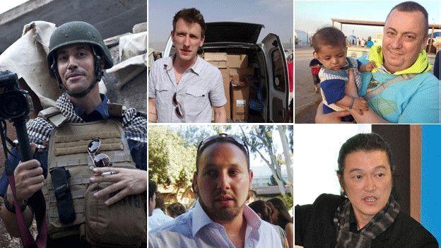 Del petróleo a la esclavitud: las 6 principales fuentes de financiamiento de Estado Islámico - BBC Mundo Los periodistas son blanco favorito de los radicales de EI
