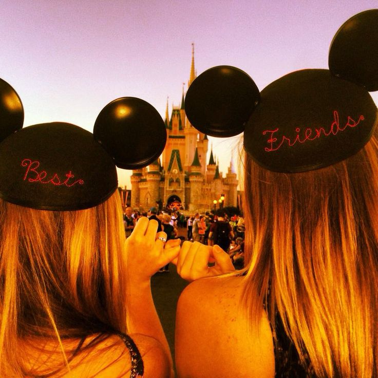 Perfect best friends picture. Doing this when we go to Disneyland :) @annalisa927 @Haleyjohnson133