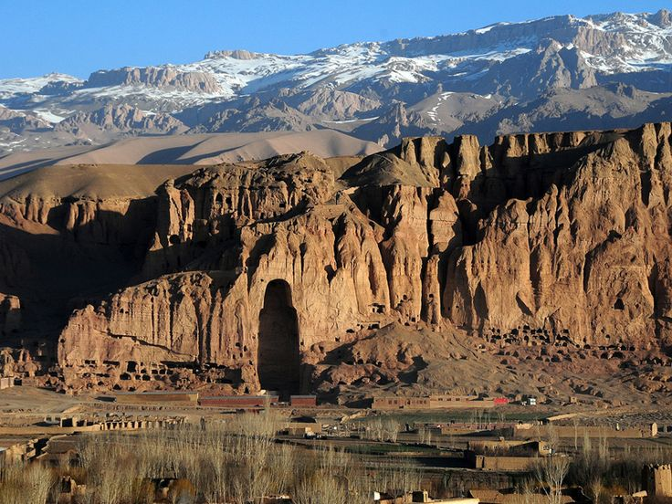 Archaeological Remains Of The Bamiyan Valley: A Site Of Buddhist Monastic Sanctuaries
