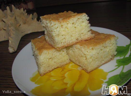 Сербский десерт кох