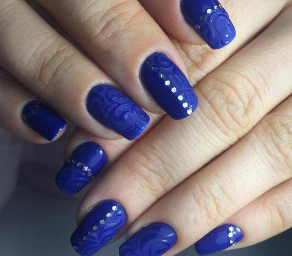 Blue Nail Varnish Uk: The 25+ Best Royal Blue Nail Polish Ideas On Pinterest