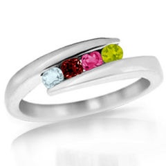 @Livia Patta-Ray Houser makes me think of promise ring so I thought it was cute