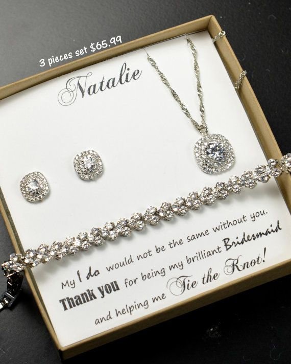90 best Bridesmaid Gift ideas images on Pinterest Best bridesmaid