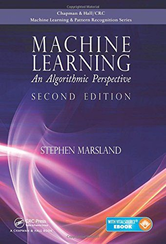 best machine learning textbook