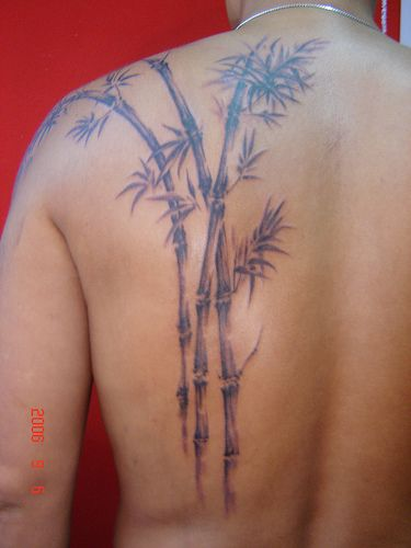 The Meaning of the Japanese Bamboo Tattoo