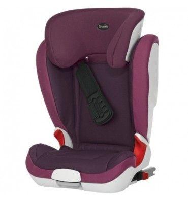La nueva silla de auto Römer Kidfix XP incorpora la última innovación de Römer el XP-PAD, una almohadilla que protege al niño de los roces y los peligros del cinturón de seguridad. Esta silla del grupo 2/3 está equipada además con conectores Isofix y también se puede instalar fácilmente con el cinturón de 3 puntos del coche.