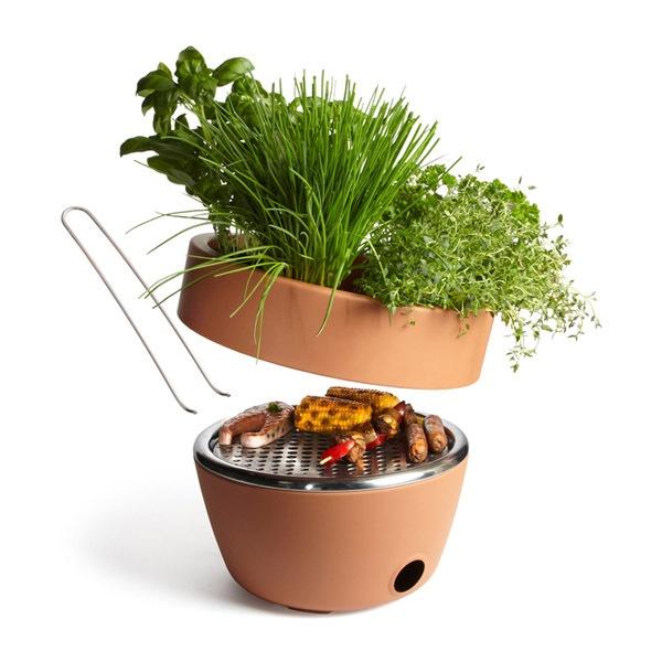 Grill Hot Pot BBQ - black + blum