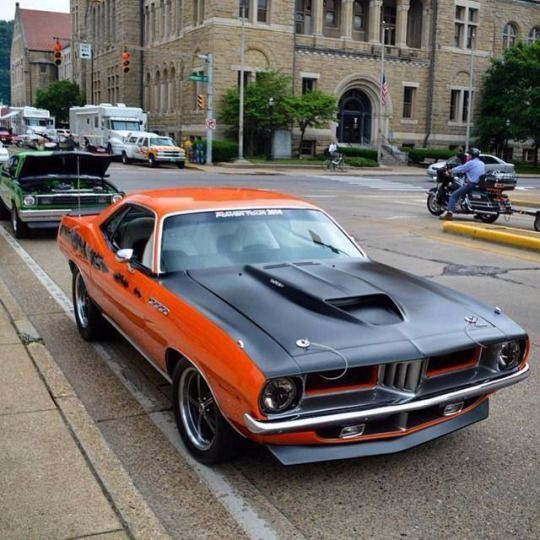 1974 Plymouth Barracuda Maintenance/restoration of old/vintage vehicles: the material for new cogs/casters/gears/pads could be cast polyamide which I (Cast polyamide) can produce. My contact: tatjana.alic@windowslive.com