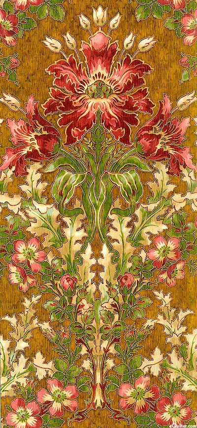 563 best Arts and Crafts/Art Nouveau Interiors images on Pinterest ...