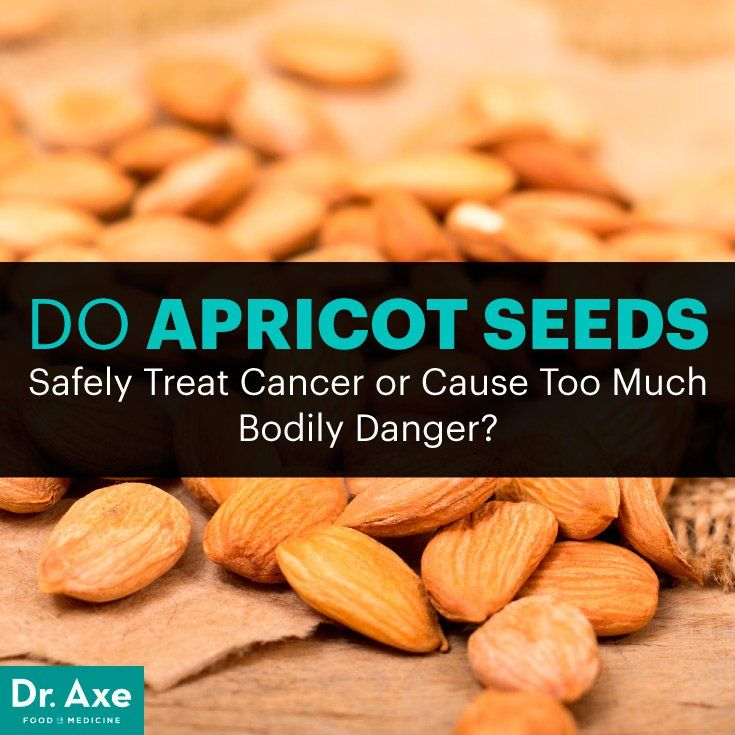 Apricot Seeds: Fight Cancer or Too Dangerous? - Dr. Axe