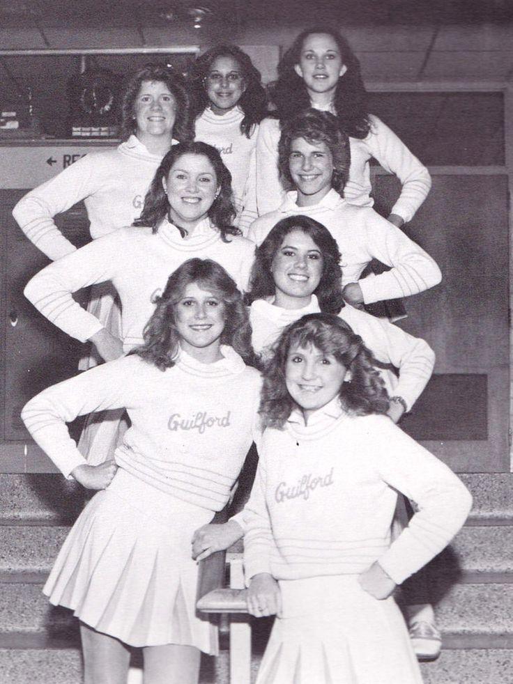 Cheerleaders from Rockford Guilford High School 1981 ...