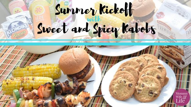 Get your grill on this weekend with these recipes from Mommywifelife! #GrillNGear