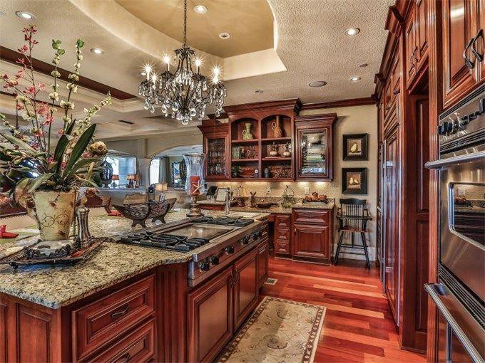 335 best Cocinas de ensueño images on Pinterest | Dream kitchens ...