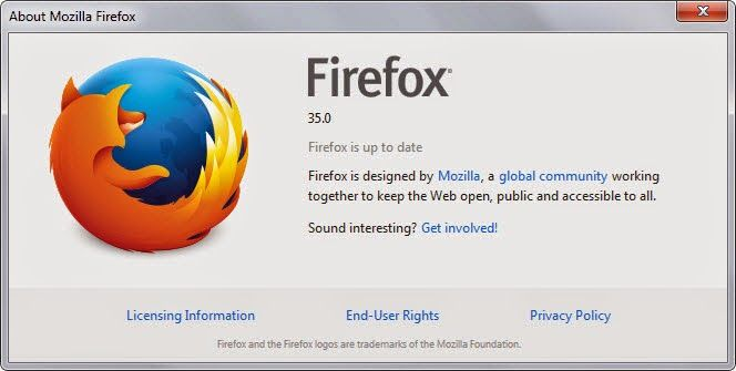 What is New in Firefox 35