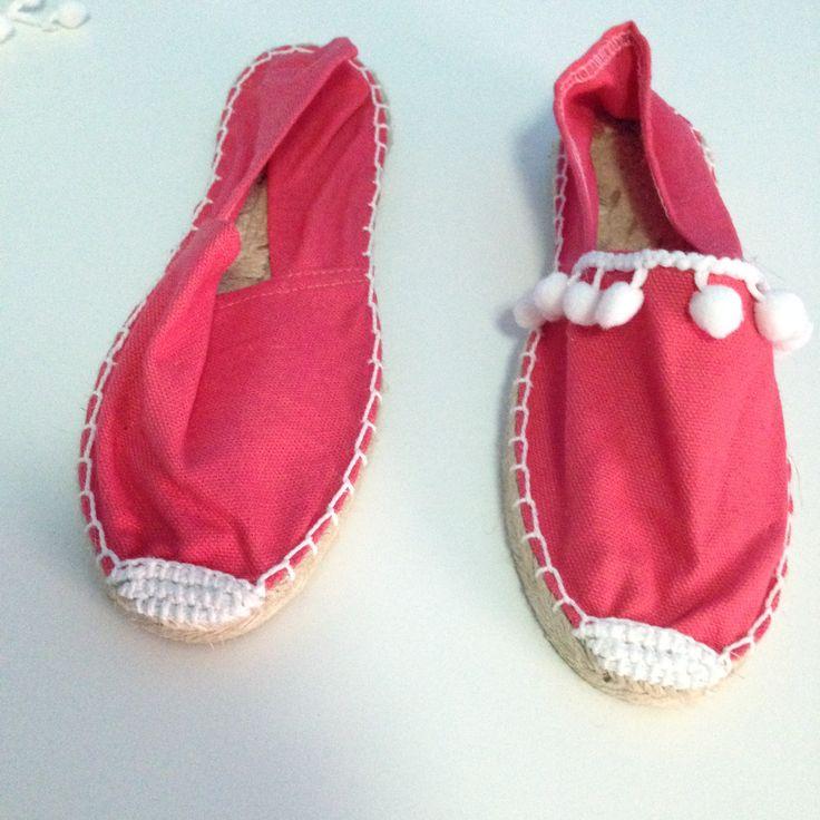 Tutorial, como customizar unas Alpargatas en 10 minutos | Handbox Craft Lovers | Comunidad DIY, Tutoriales DIY, Kits DIY