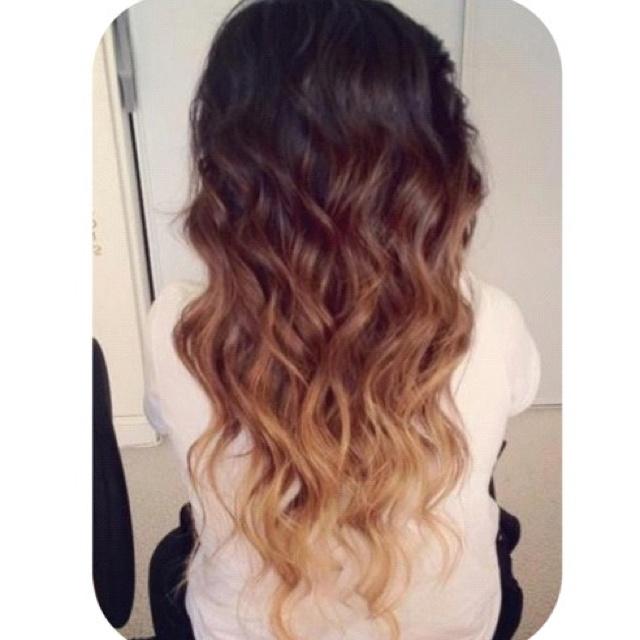 Cool hair:)