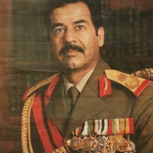 Saddam hussein how america created a monster