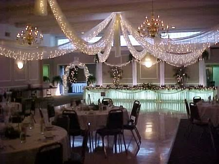 11 best Hall dinner Ideas images on Pinterest | Dinner ideas ... Christmas Ballroom Lighting Ideas on christmas house lighting, christmas bash, christmas patio lighting, christmas party lighting, christmas wedding lighting,
