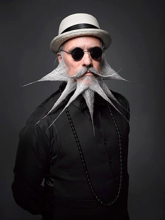 concours moustache barbe gagnant 14 Des moustachus à la Nouvelle Orléans