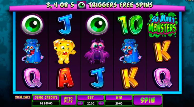 Spiele Monster Bingo - Video Slots Online