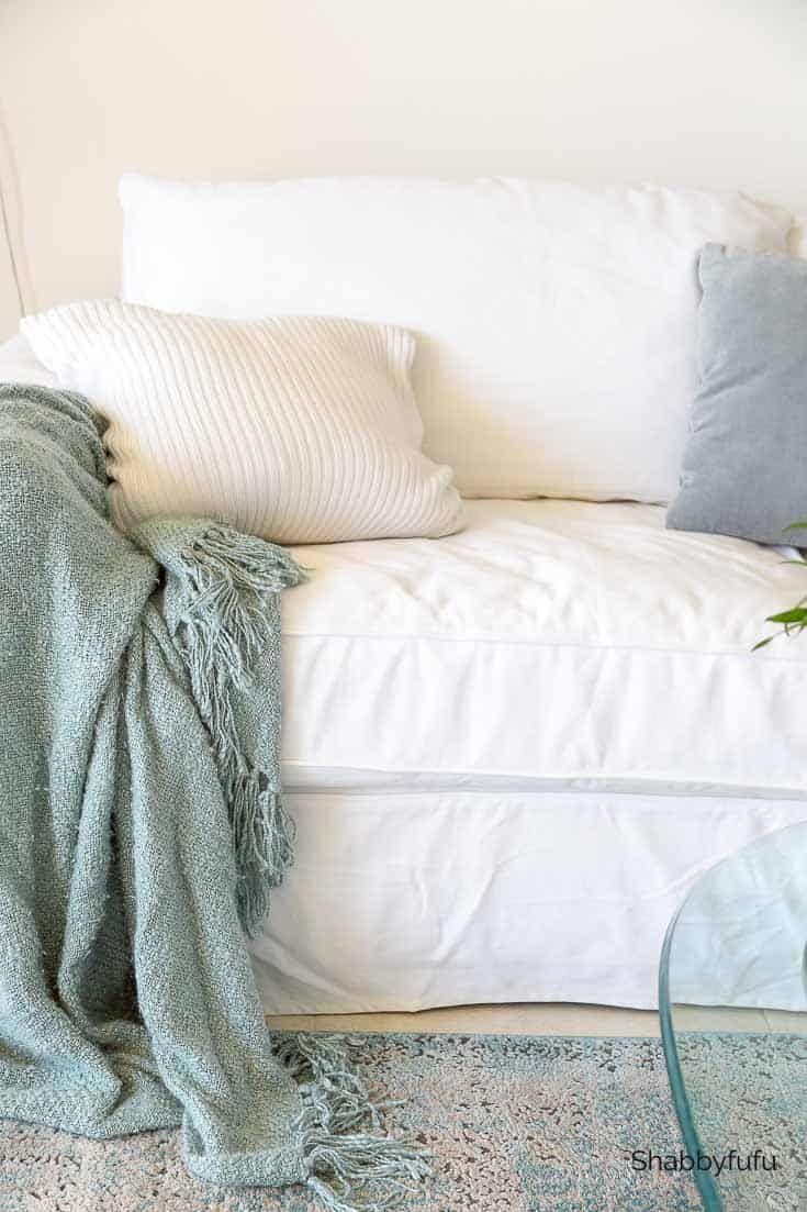 White Sofas Slipcovered Sofa Living Room Slipcovers Slipcovered Sofa