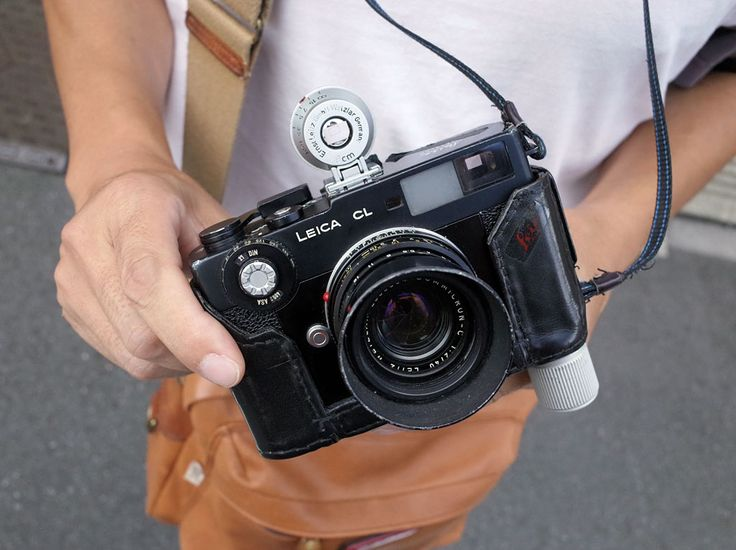 I love my leica - tokyo-camera-style: Yanaka Leica CL with 40mm f2...