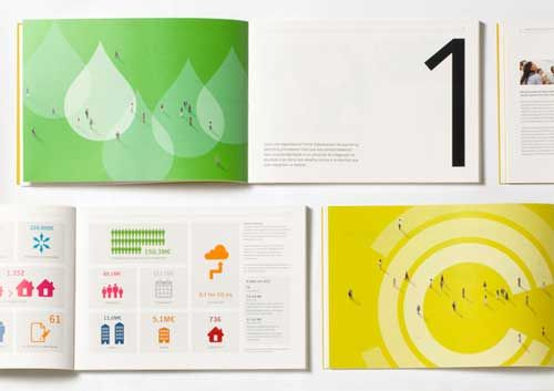 25 Best Annual Report Designs from 2011-2012