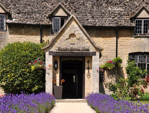 The Old Swan and Minster Mill in the Cotswolds, England.  A beautiful, little country house with superb conference facilities