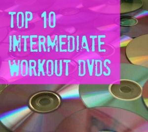 10 intermediate workout DVDs we love!