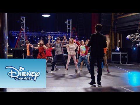 Violetta: Supercreativa – Video Musical - YouTube